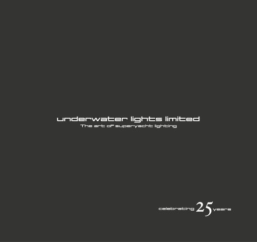 Underwater Lights - 2016