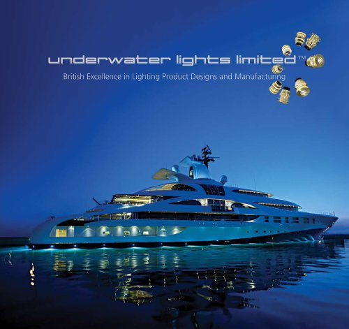 Underwater Lights Ltd 2015