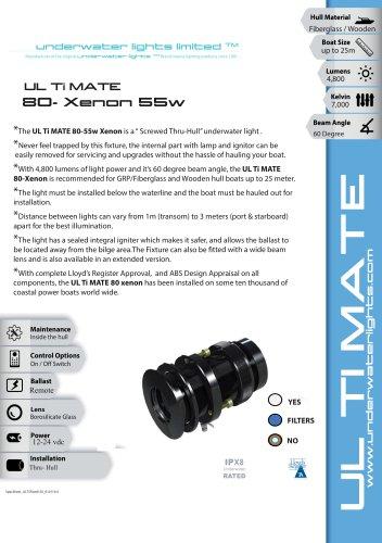 Xenon 55W