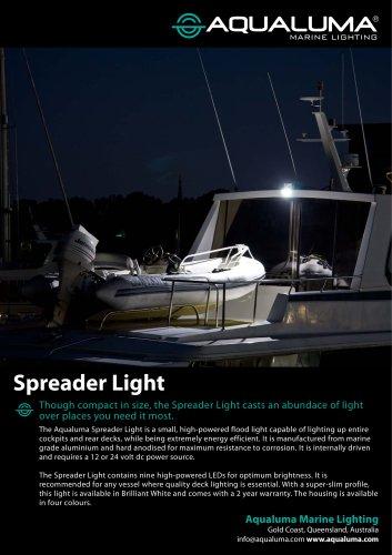 Spreader light
