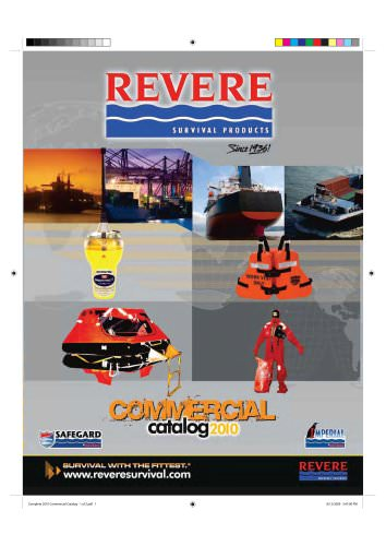 2010 Commercial Catalog