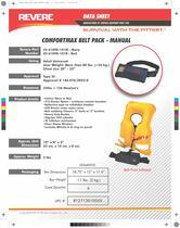 ComfortMax Belt Pack