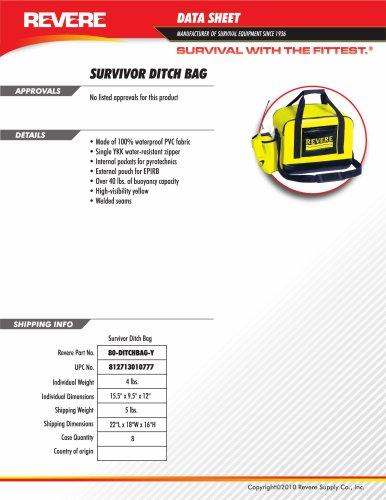 DITCH BAG