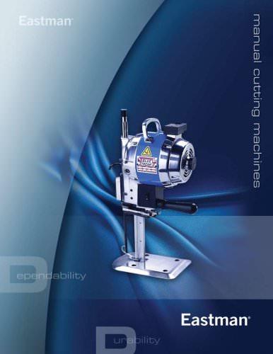 Eastman Manual Cutting Machines
