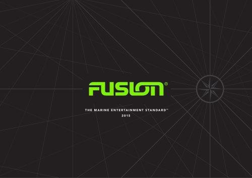 2015 Fusion Marine Catalogue