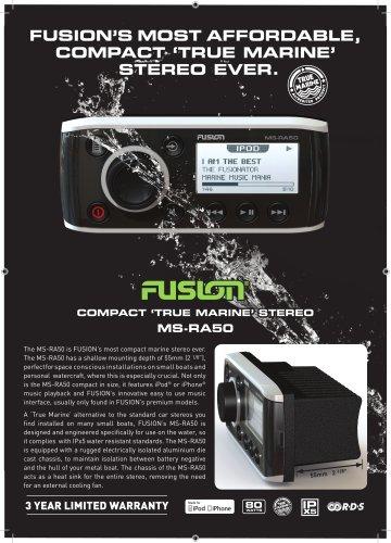 MS-RA50 Brochure