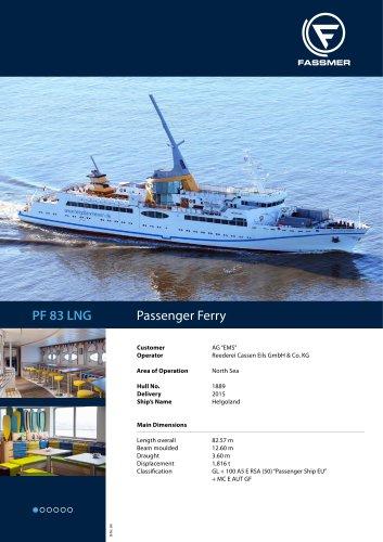 PF 83 LNG
