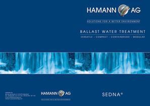 SEDNA BALLAST Brochure - 1