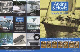 Atkins & Hoyle Ltd. Pamphlet