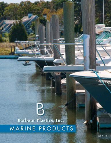 Barbour Plastic marine catalogue
