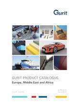 Gurit Product Catalogue EMEA Region (2018) v29
