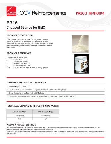BMC P316