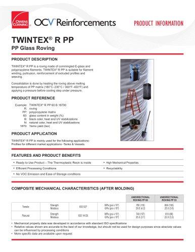 TWINTEX® R PP