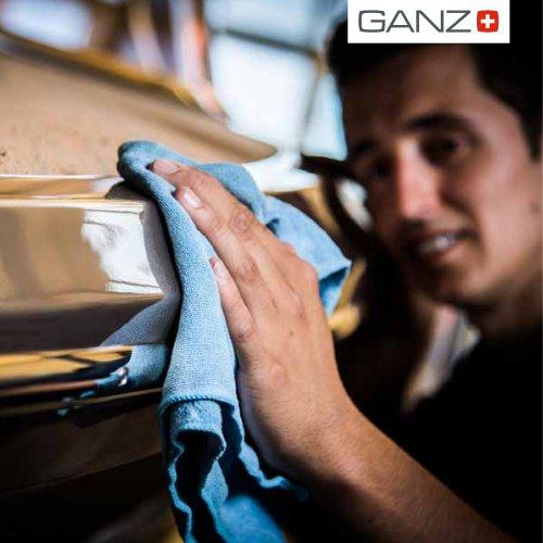 GANZ BOATS Brochure