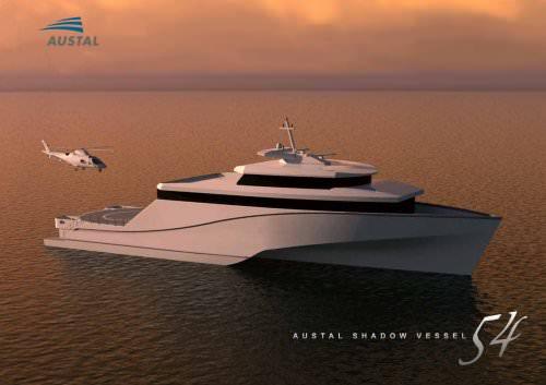 Austal Shadow Vessel 54