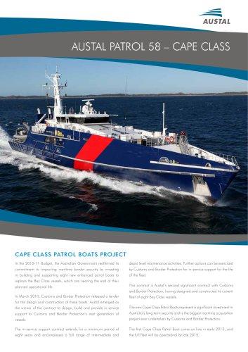 Cape Class Patrol Boats