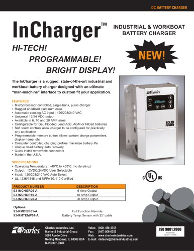 In-charger