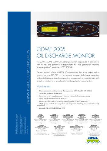 ODME 2005