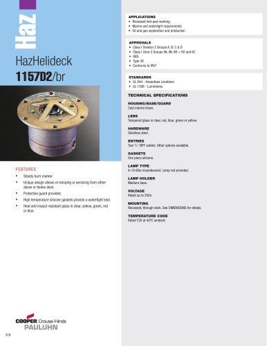 HazHelideck 1157D2/br