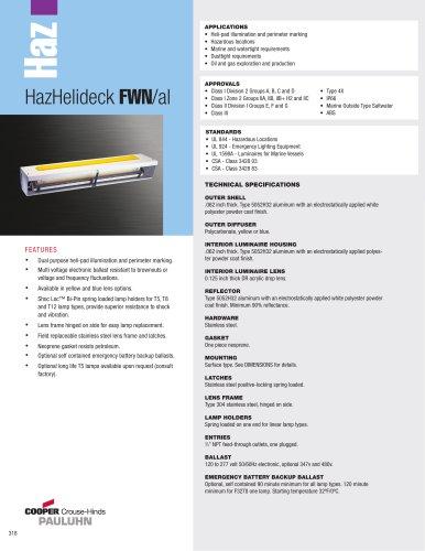 HazHelideck FWN/al