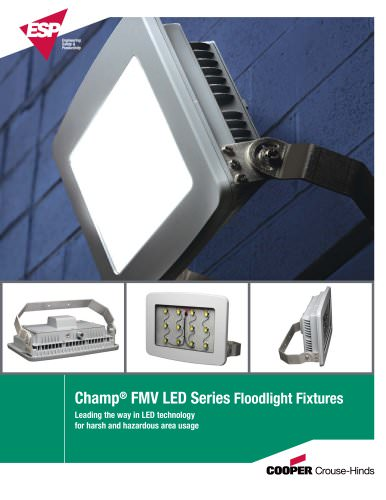LED Floodlight Brochure