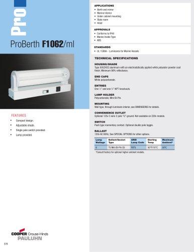 ProBerth F1062/ml