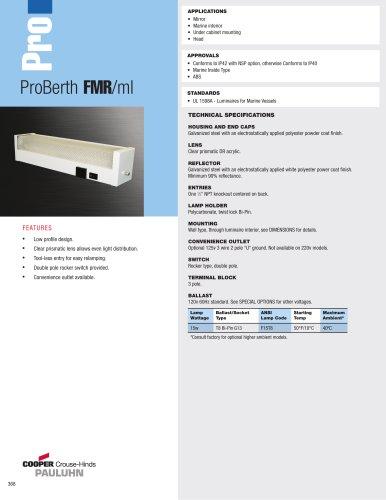 ProBerth FMR/ml