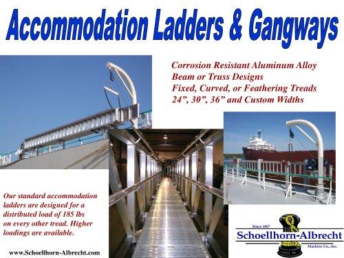 Ladders & Gangways