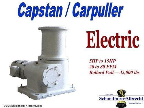 SA1014 Capstan