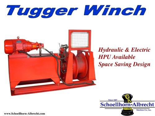 Tugger Winch