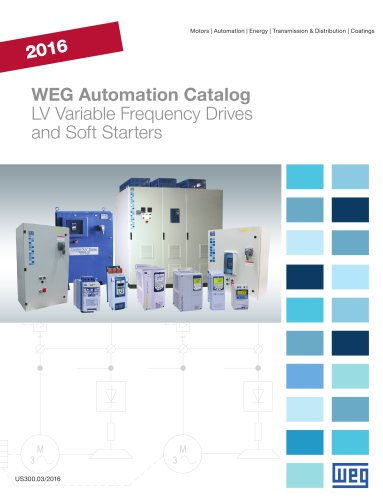 2016 LV Variable Frequency Drives and Soft Starters Catalog
