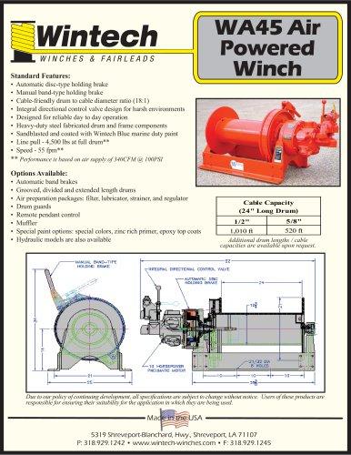 WA-45 Air Winch