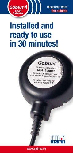 Gobius 4 Water or Diesel Tanks