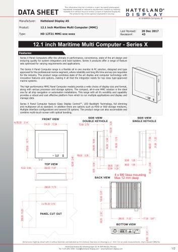 HD 12T21 MMC