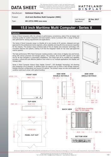 HD 15T21 MMC