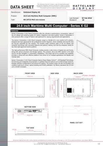 HD 24T22 MMC