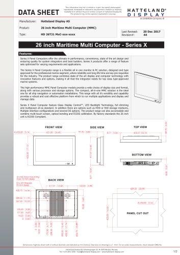 HD 26T21 MMC