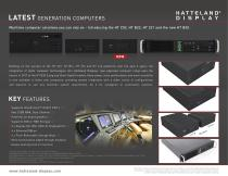 Series X - Latest Generation Computers Brochure