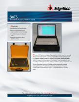 BATS product brochure - 1