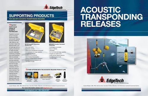 EdgeTech Acoustic Transponding Release