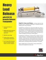 Heavy Load Release - 1