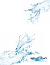 Aquatic AV 2013 Brochure