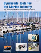 Dynabrade Tools for marine En