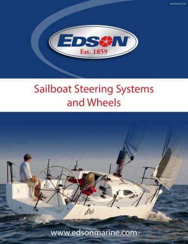Edson K-37 Sailboat Steering Catalog Book