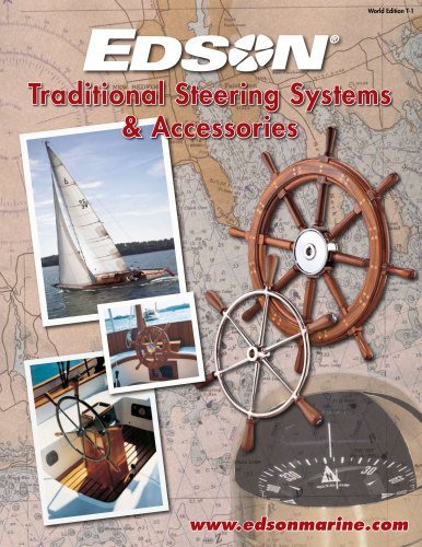 Edson T-1 Traditional Steering & Accessories