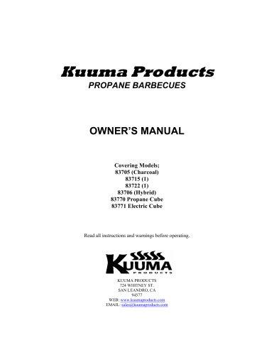 Kuuma Products PROPANE BARBECUES