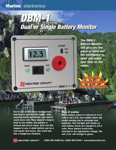 DBM-1 battery monitor