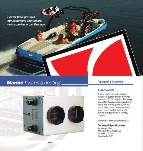Heater Craft Marine Catalog