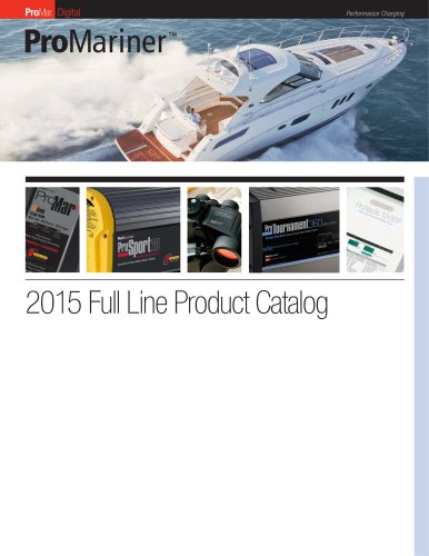 2015 Full line product Catalog