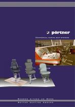 Commercial marine seat-systems